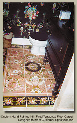 Hand-Painted-Tile-Carpet